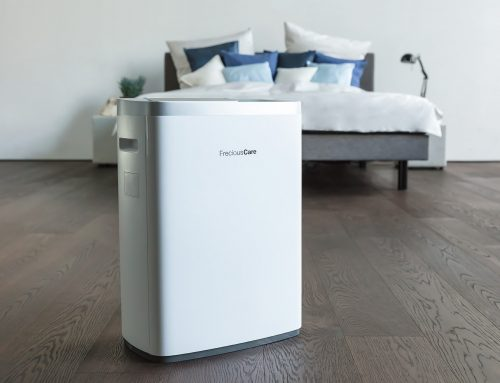 FreciousCare saubere Luft für erfrischenden Schlaf