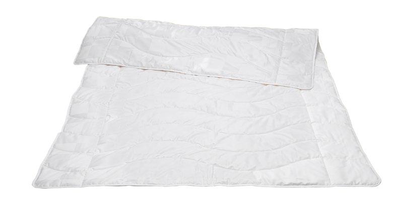 Leichte Bettdecke, Oberbett für den Sommer