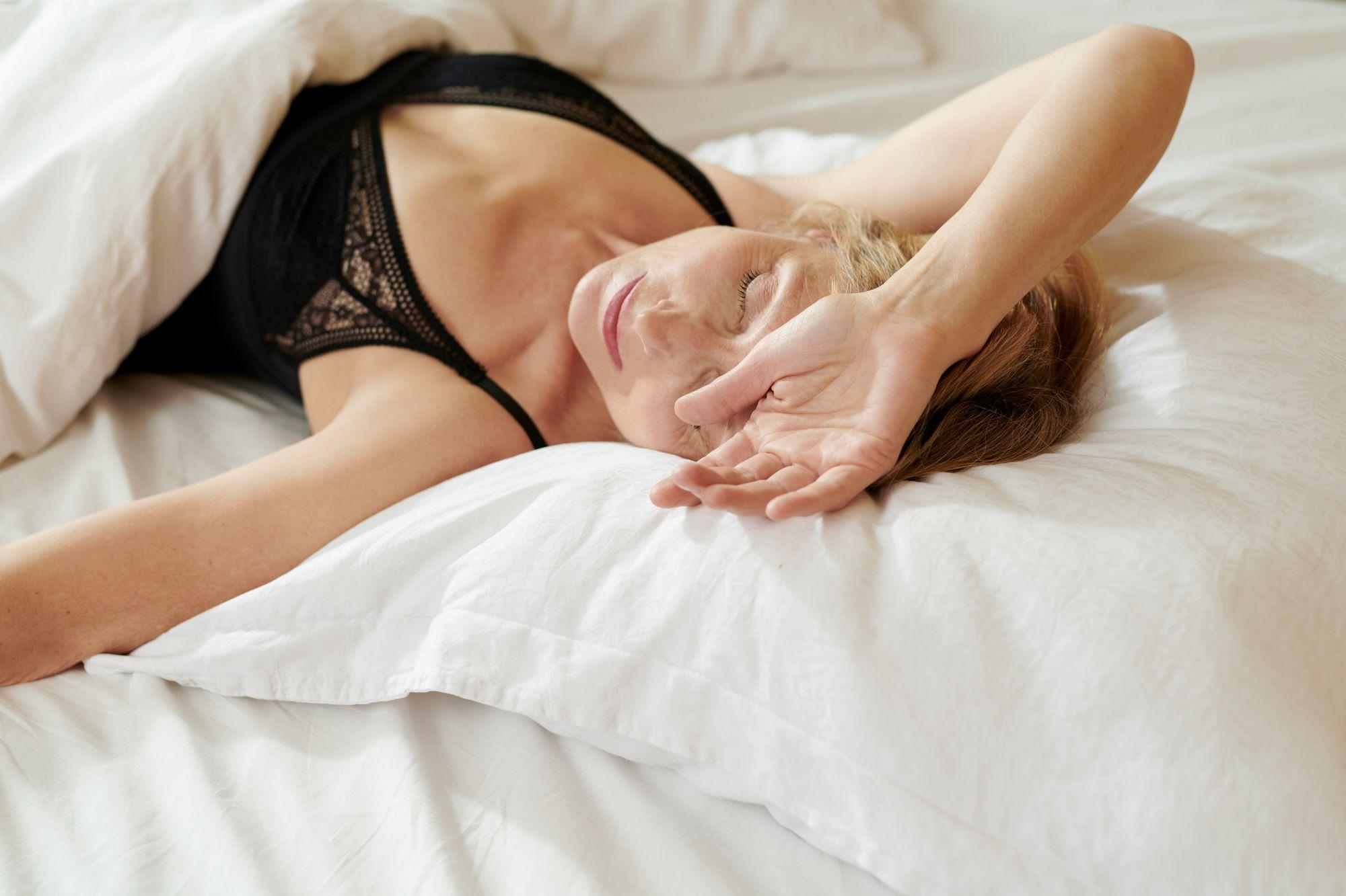 Im Alter erholsam auf Lattoflex schlafen