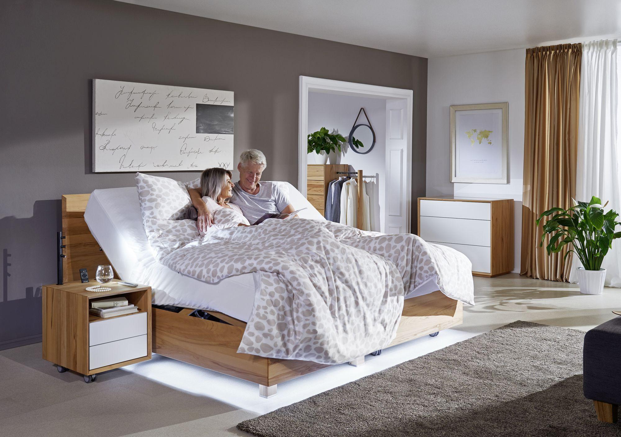Komfortbett in der Traumwerkstatt Kirchner