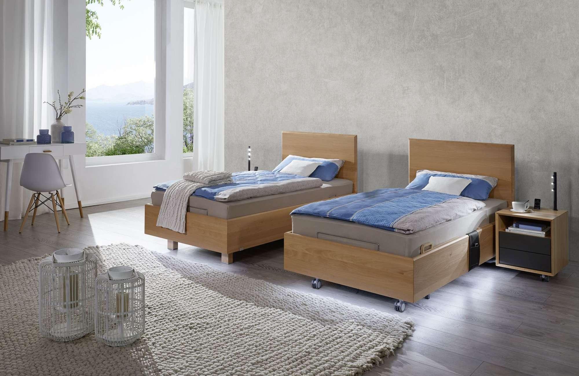 trennbares Komfortbett für zwei Personen von Kirchner aus der Traumwerkstatt